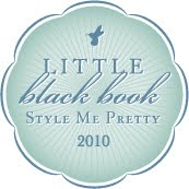 Style Me Pretty :: Little Black Book