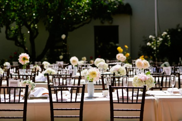 Wedding at the Darlington House in La Jolla San Diego