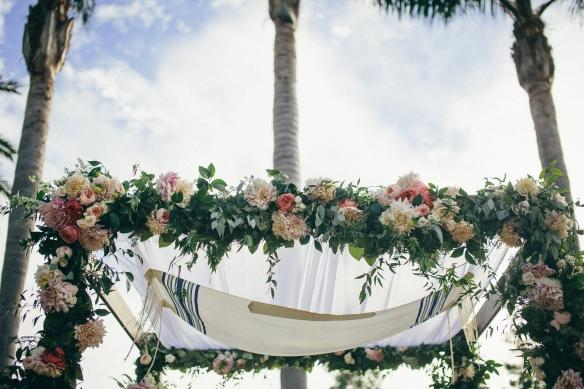7 wedding chuppah