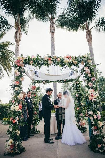 8 wedding chuppah