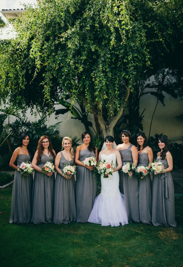 5 Blush Wedding Flowers